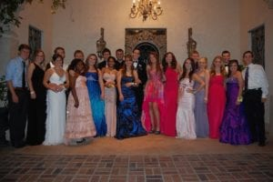 Hannah Prom Class