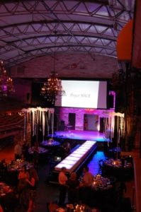 Project NACE was held at The Venue.