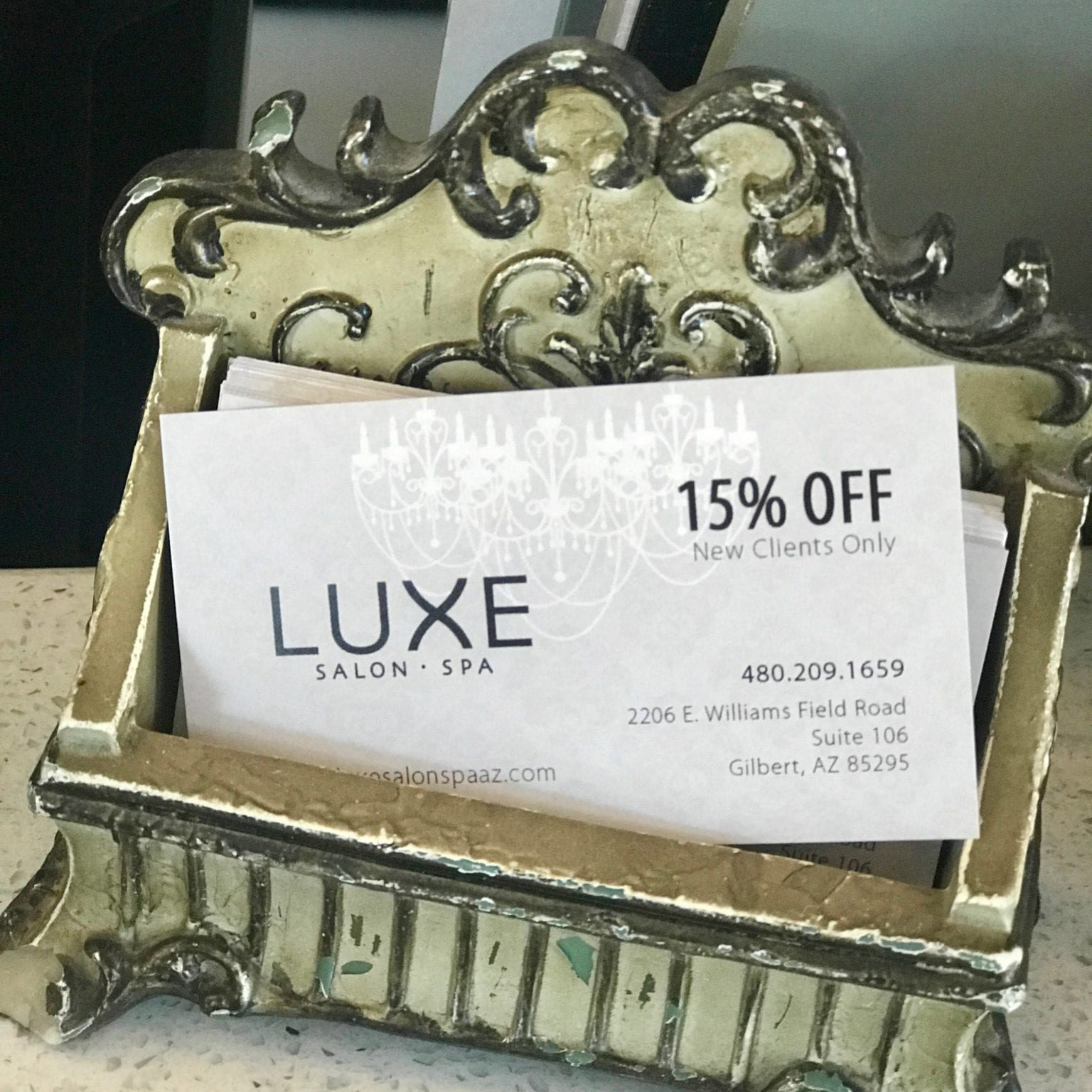 Specials | Luxe Salon + Spa