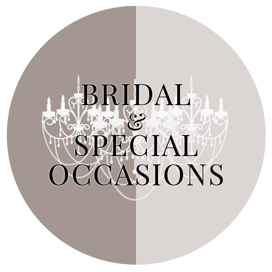 Bridal + Special Occasions | Luxe Salon + Spa
