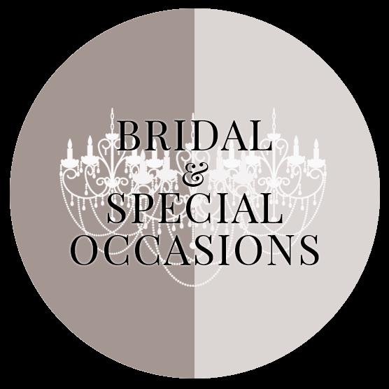 Bridal + Special Occasions | Luxe Salon + Spa